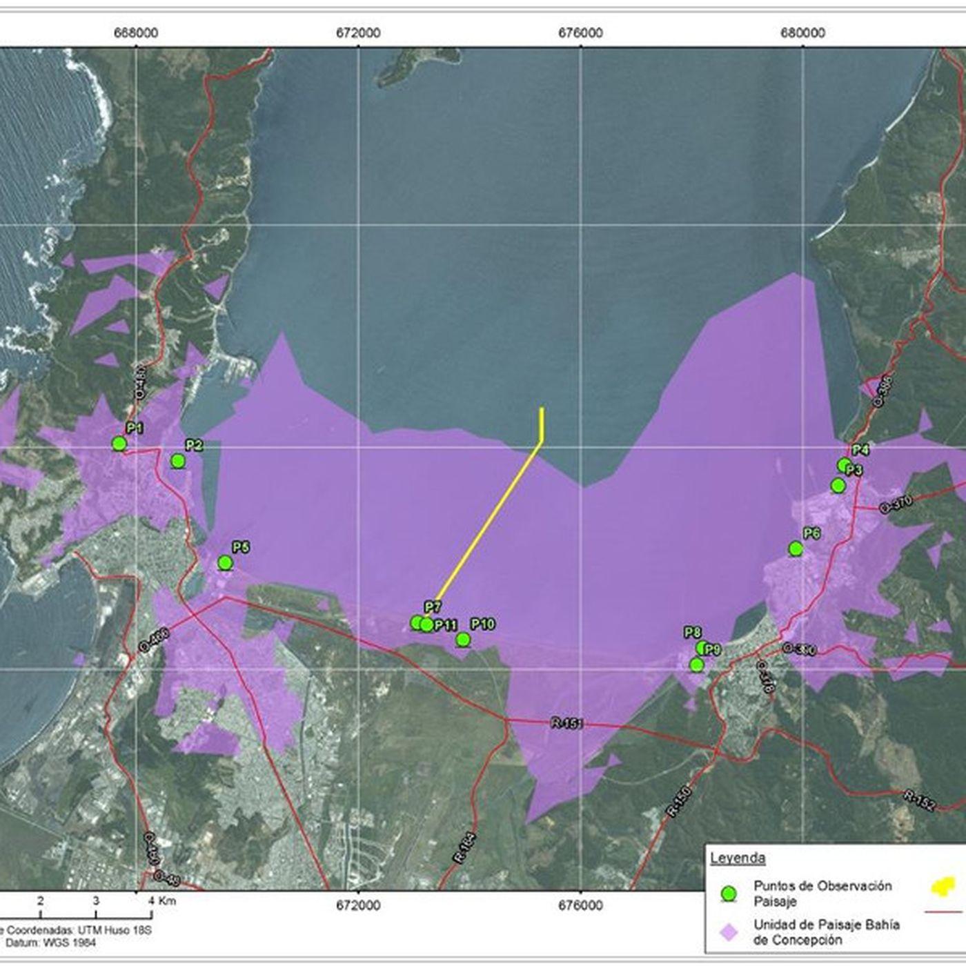 GNL Talcahuano: El nuevo terminal de gas en la bahía de Concepción