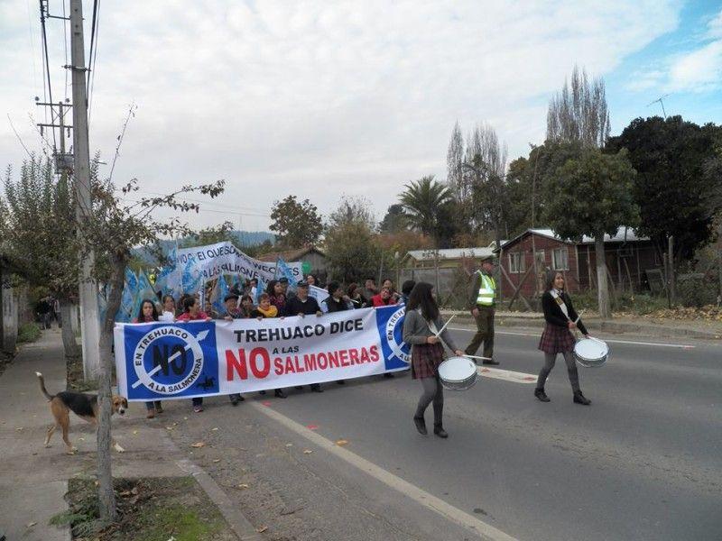 marcha trehuaco