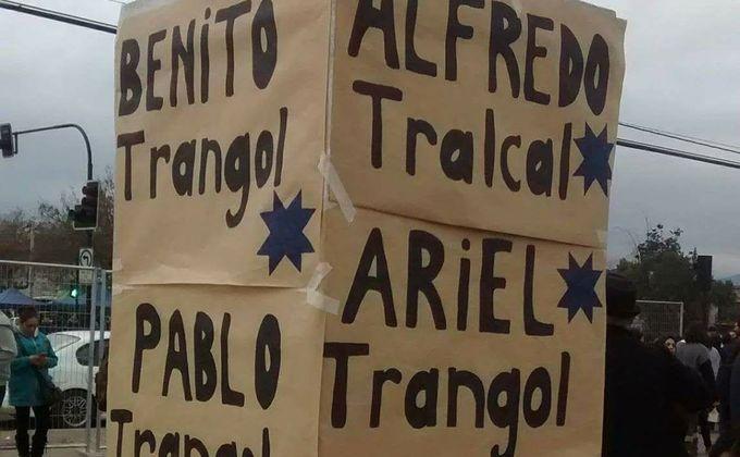 Resultado de imagen para mapuches Benito Trango