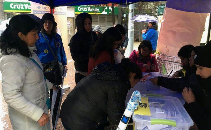 Plebiscito No+AFP, en forma masiva el pueblo volvió a mostrar su descontento
