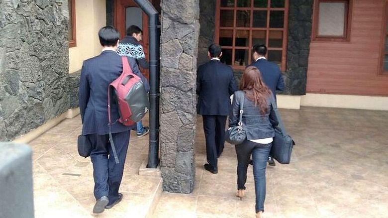 PDI allana Unidad de Carabineros en Temuco por vuelco en Operación Huracán