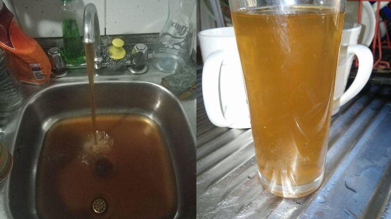 Coronel a la expectativa por querella en contra de Essbio por mal estado del agua potable
