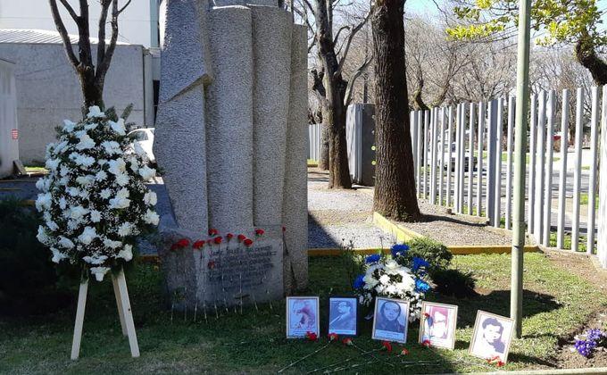 En Los Ángeles rinden homenaje a luchadores sociales asesinados por la Dictadura