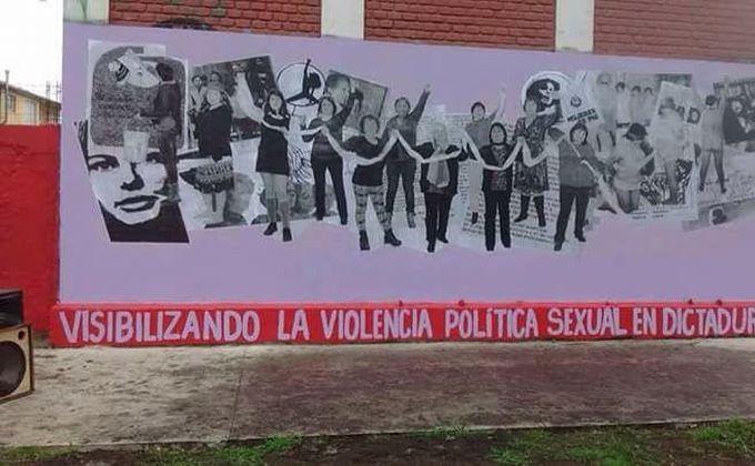 Mujeres de Concepción llaman a movilizarse contra la impunidad a 45 años del golpe cívico militar chileno
