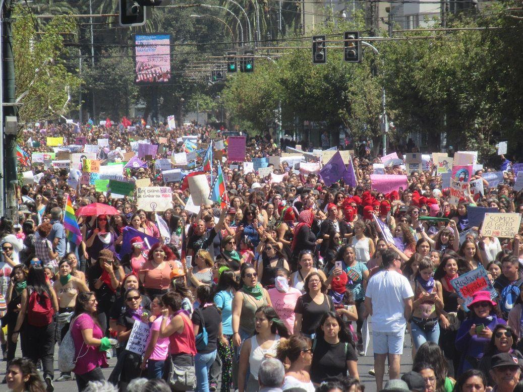Mujeres Valparaíso