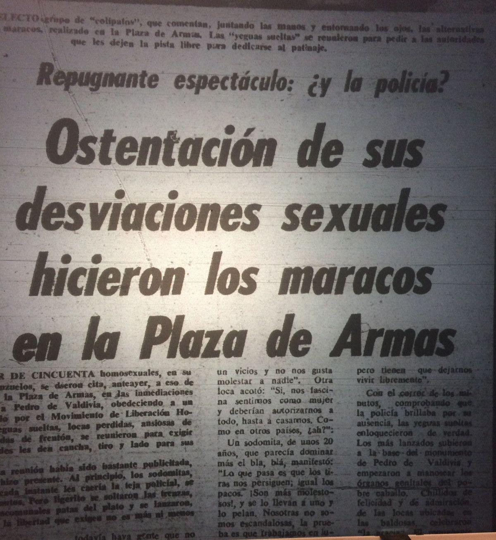 Fuente: Diario Clarín, 24 de abril de 1973, página 24