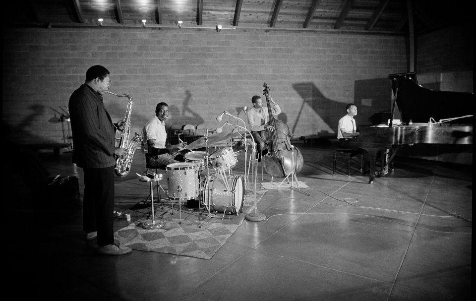 Cuarteto de Coltrane