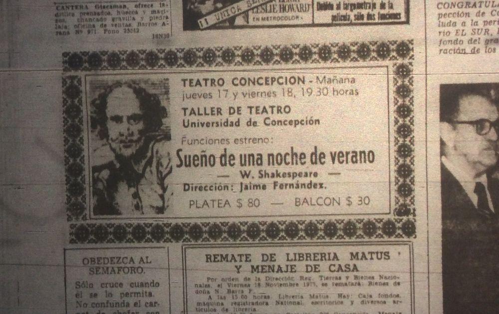 Teatro y Memoria