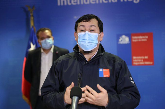 Seremi salud héctor muñoz Cifras pandemia covid