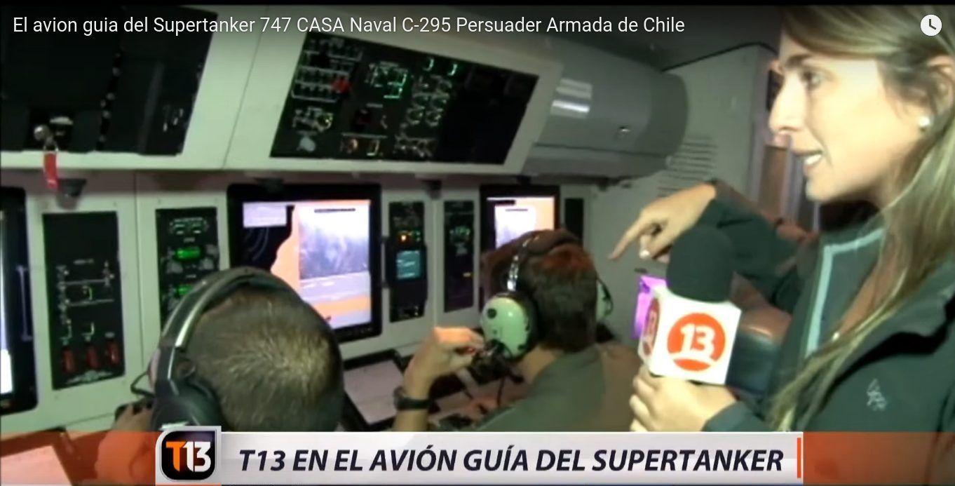 interior C-295