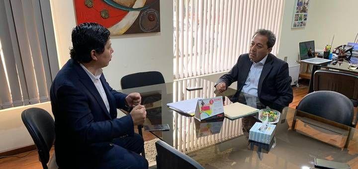 conflictos de interés del alcalde de Laja
