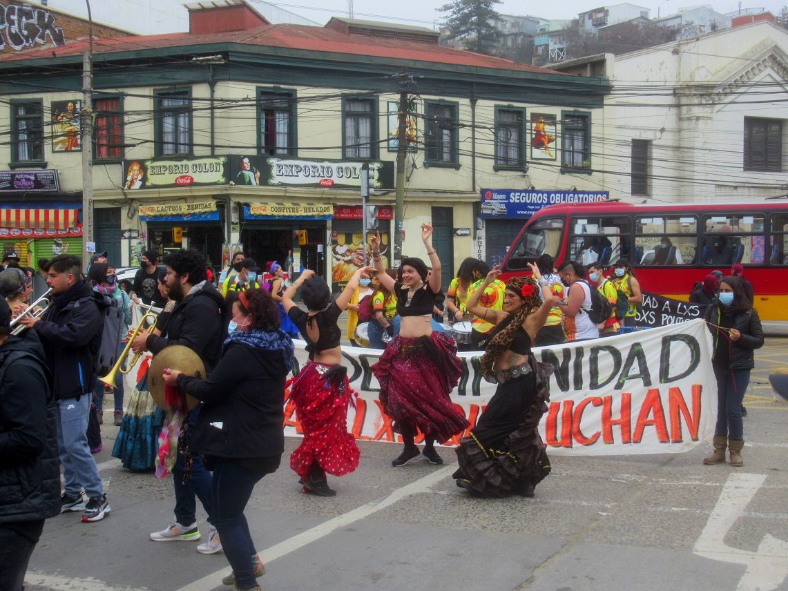 Valparaíso presos